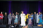 Conference Chairs Honoring Local Organizing Committee