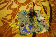 Center Piece used for the Circle Process