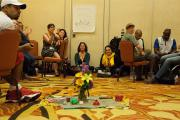 Workshop Circle Session on Race