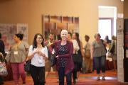 2017 Conference Attendees - Lobby Area