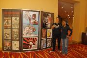 Black Pather Exhibit at Conference