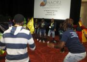 Youth join in Caribbean Dancers