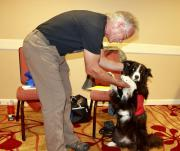 Instructor Greg Phillips - Paws for Peace Session - Using Thearapy Dogs in Restorative Circles