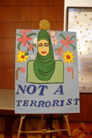 Poster Made by Youth Committee Members