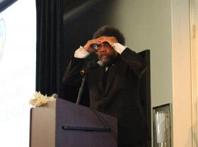 Cornel West envisions a broader form of justice.