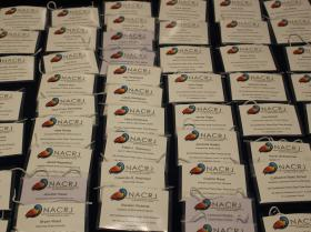 NACRJ Conference Badges