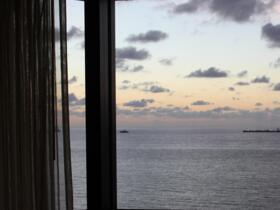 An Ocean View From the Room