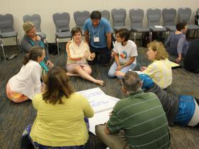 Mara Schiff Joins - Small Group Discussion