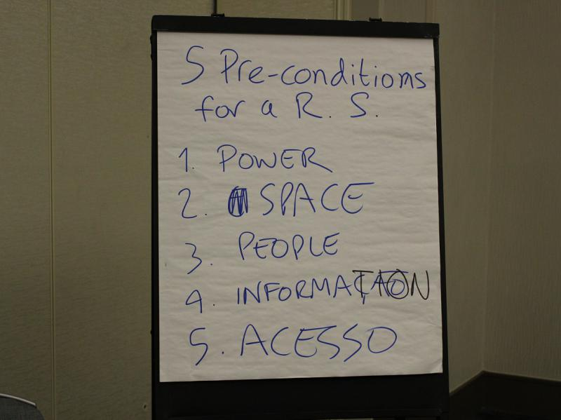 Pre-Conditions for Restorative Systems