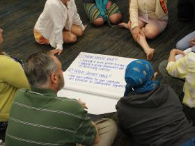 Small Group Discussion -- Nailing Down Issues
