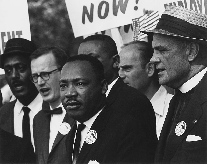 MLK photo wikicommons