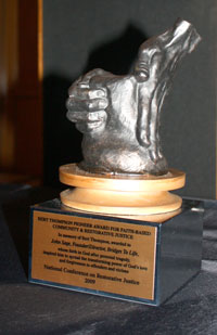 Bert Thompson Award